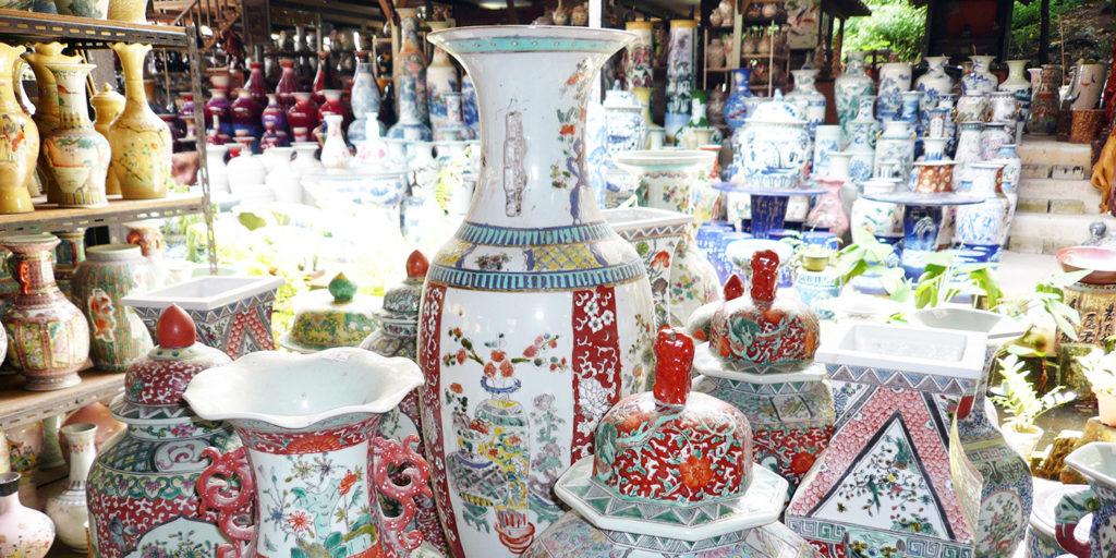 高値のつく中国美術の品