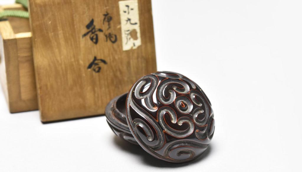 付属品の揃った中国美術