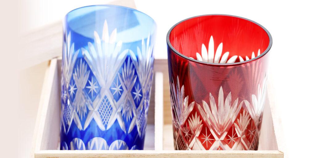 ガラス工芸のイメージ